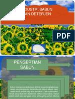 Presentasi PIK (Industri Sabun Dan Deterjen) 2