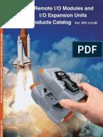 Remote IO Modules and IO Expansion Units 20120815