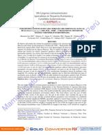 Parámetros genéticos de caracteres de crecimiento de alpacas del INIA Perú utilizando el método REML