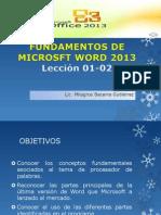 CLASE 01-02- FUNDAMENTOS DE MICROSFT WORD 2013 y EXPORTANDO DOC A PDF.pptx