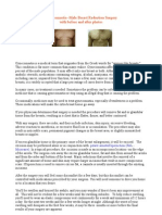 Gynecomastia Surgery - Power assisted liposuction