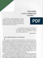 Miguel Delibes Obras