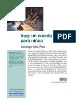 Alba Rico, Santiago - Iraq, Un Cuento Para Ninos