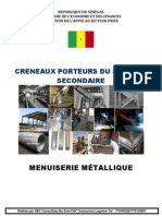 Menuiserie Metallique