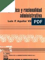 06 Poltica y Racionalidad Administrativa