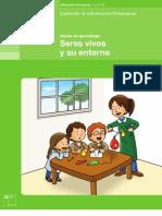 Seres Vivos Cuadernillo Orientaciones Pedagogicas