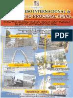 III CONGRESO INTERNACIONAL DE DERECHO PROCESAL PENAL