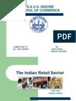 retail managment by abhishek joshi