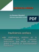 Falla Cardiaca Aguda