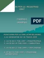 9 Per Registrasi Obat Uhamka Ppt-1