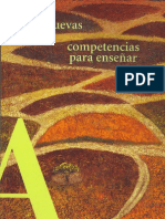 Diez Nuevas Competencias Philippe Perrenoud