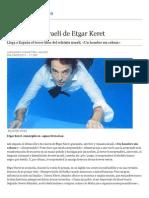 La paradoja israelí de Etgar Keret - ABC