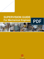Supervision Guide for Mechanical Engineering Works (30 Jan 2012)