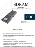 Introduction to SDRAM
