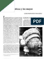 Las Matematicas y Los Mayas