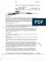 T8 B15 Hijacked Airplanes 3 of 3 Fdr- Email From Lorie Van Auken to Commission Re Timeline Rewrite 184