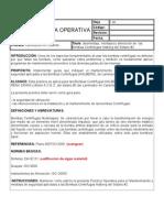 PINO PRÁCTICA OPERATIVA. PINO.doc