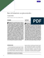 Bases del tratamiento con glucocoticoides