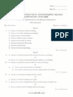 ce04 question paper civil engg  calicut university