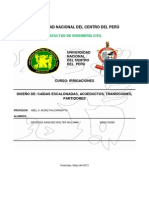 TRABAJO 06-Diseno Obras Williams Mendoza