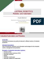 FIR 02a Robotics and Automation