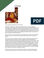 Osho and the 16th Karmapa