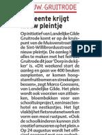 Artikel Het Laatste Nieuws 06/04/2013