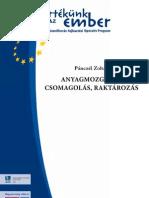 Panczel Zoltan Anyagmozgatas Csomagolas Raktarozas