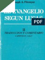 El Evangelio según Lucas 02 - Fitzmyer Joseph.pdf