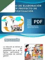 Proceso de Elaboracion de Un Proyecto de Investigacion-1expo Billy 2013 (1)