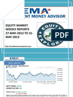 Weekly Reports Equity