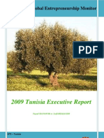2009 Tunisia Executive Report