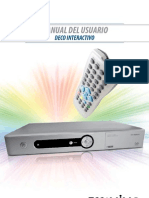 Decodificador Interactivo Coship N6750c