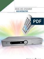 Decodificador Interactivo Coship N6750c