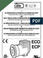 Alternator Eco28 Vl
