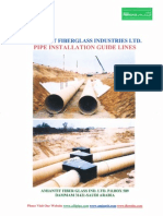 Pipe Instllation Guide Lines1