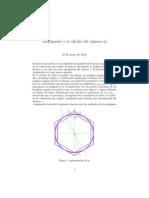 Numero Pi Arquimedes