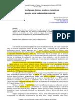 ART Relação entre figuras rítmicas e valores numéricos - Dourado Freire 2006