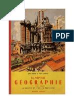 Géographie CM1-CM2 La Nouvelle Géographie Tarraire et Mariage