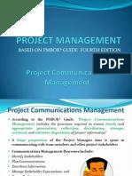 Project Communications Management.ppt