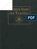 Letters From the Teacher, VOL 1, Rahmea of the Flame, Curtiss  (1909)