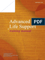 Advanced Life Support (Training Manual)