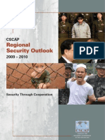 CSCAP Regional Security Outlook (CRSO) 2009-10
