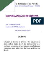 Governanca Corporativa Prof Leandro Wickboldt ENP 32h