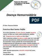 Doença Hemorroidária.pptx