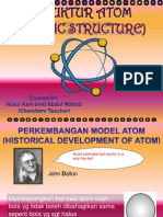 Atomic Structure & Isotope