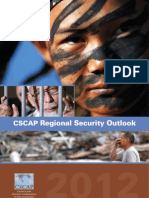 CSCAP Regional Security Outlook (CRSO) 2012