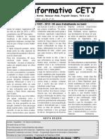 04 Informativo CETJ Abril de 2013
