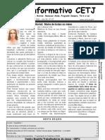 05 Informativo CETJ Maio de 2013