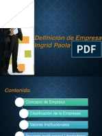 Empresa Act